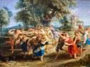 Danza y pintura. Museo del Prado.