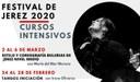 Cursos intensivos de baile flamenco durante el Festival de Jerez 2020.