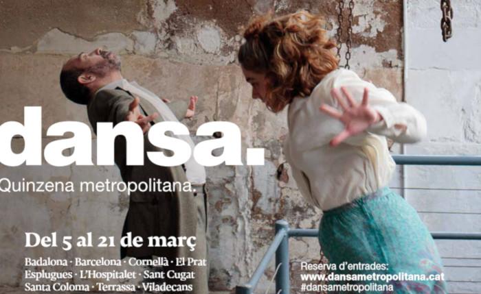 Comienza la cuarta edición de 'Dansa Metropolitana'