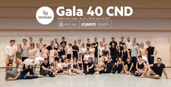 La Compañía Nacional de Danza cierra temporada en Madrid celebrando su 40 cumpleaños