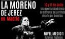 "CURSO INTENSIVO POR BULERÍAS ""LA MORENO DE JEREZ"""