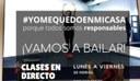 El bailaor David Morales ofrece clases de flamenco 'on line'
