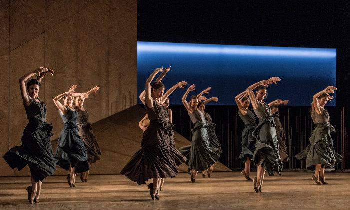 El Ballet Nacional de España comienza su primera temporada bajo la dirección de Rubén Olmo en Murcia con 'Electra'