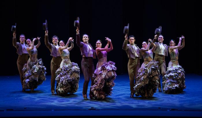 El Ballet Nacional de España, en el 53 Festival Flamenco y Danza de Almería
