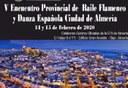 Encuentro provincial de baile flamenco y danza española Ciudad de Almería