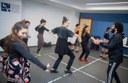 Baile Flamenco en la Fundación Cristina Heeren