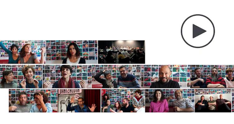 La FuNdIciÓn de Bilbao recuerda a los artistas que la han visitado