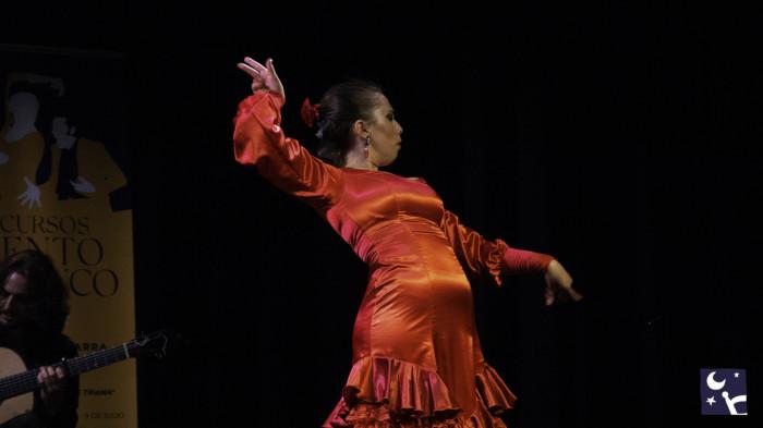 La granadina Irene Rueda obtiene el primer premio en el Concurso Talento Flamenco de Baile 'Manolo Soler' 2020