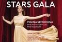 Polina Semionova encabeza la lista de figuras del ballet de Stars Gala 2019
