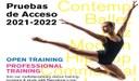 Pruebas de Acceso Professional Training Slam Dancing Productions