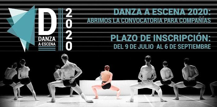 Convocatoria abierta para el circuito 'Danza a Escena 2020'