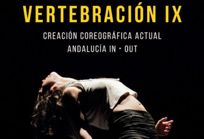 La Asociación Andaluza de Profesionales de la Danza convoca 'Vertebración IX'