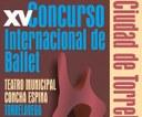 XV Concurso Internacional de Ballet Ciudad de Torrelavega