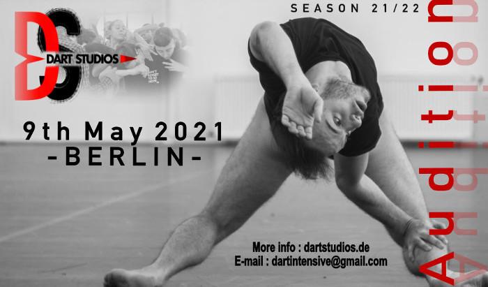 Audición para el Intensivo de Perfeccionamiento Dart Studios en Berlín