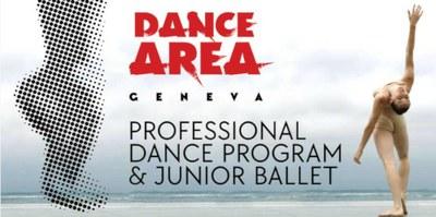 Audición para el Dance Area y Area Jeune Ballet