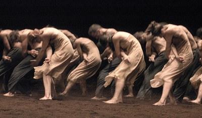 Audición Tanztheater Wuppertal Pina Bausch