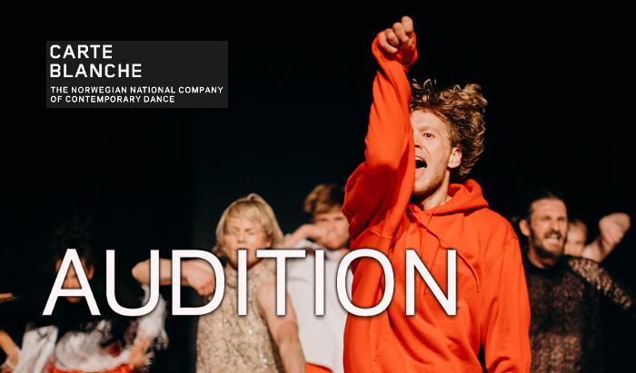 Carte Blanche-Compañía Nacional de Danza Contemporánea de Noruega — Danza.es