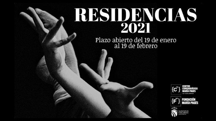 CC María Pagés - Residencias coreográficas 2021