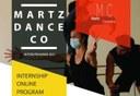 Internship Online Program con Martz Contemporary Dance Company