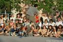 """<p style=""""text-align: center; """"><span style=""""font-weight: bold; """">O Corpo é a mídia da dança<br /> <br /> </span>Compañía: Vanilton Lakka.<br /> Obra: """"O corpo é a mídia da dança?""""<br /> Lugar: Sabadell.<br /> Festival Días de Danza</p>"""