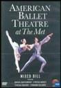 American Ballet Theatre. At the met