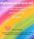 Bailando en el arco iris