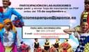 Audiciones de Parque España de Japón temporada 2022