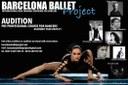 Barcelona Ballet Project - Audición año académico 2020/21
