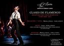 CLASES DE BAILE FLAMENCO  CON CARLOS RODRIGUEZ