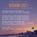 Cursos de verano 2021 · Madrid