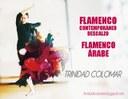 Flamenco Contemporáneo Descalzo y Flamenco Árabe - Barcelona