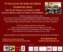 """IV Edición del Concurso de baile de Tablao """"Ciudad de Jerez"""""""