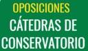 Oposiciones cátedras de conservatorio