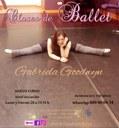 Profesora de Ballet Clásico