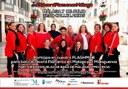 Récord Internacional de personas bailando Flamenco al mismo tiempo por Malagueñas