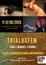 TRIALOGFEM, Certamen de danza contemporánea