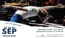 Workshop in movement & vocal training - Barcelona
