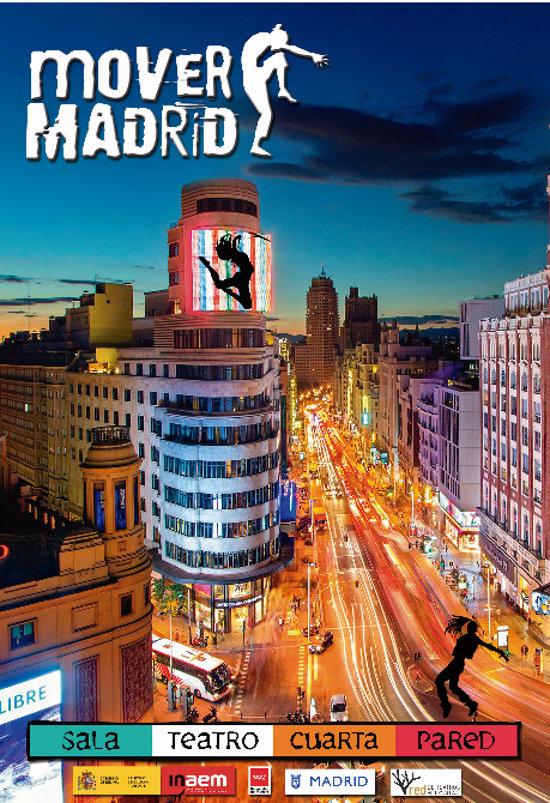 Cuarta Pared \'remueve\' Madrid con danza contemporánea — Danza.es